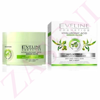 EVELINE CREMA ACIDO HYALURONICO 50ML