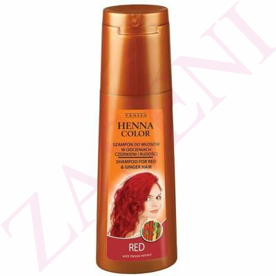 VENITA CHAMPÚ HENNA RED 250ML