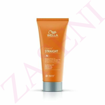 WELLA STRAIGHT (N) CREMA ALISADORA 200ML