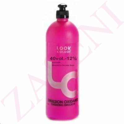 LOOK COLOOR OXIDANTE 40VOL 1000ML