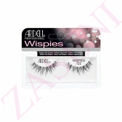 ARDELL PESTAÑAS WISPIES BLACK 122