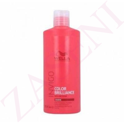 WELLA INVIGO CHAMPU BRILLANCE COARSE 500ML