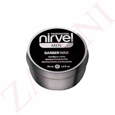 NIRVEL BARBER WAX CERA 50ML