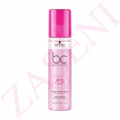 SCHWARZKOPF BONACURE SPRAY ACONDICIONADOR COLOR 200ML