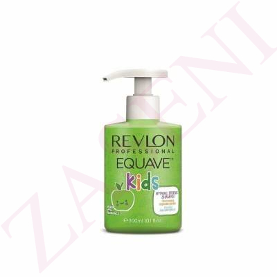 REVLON CHAMPU NIÑOS KIDS EQUAVE 300ML