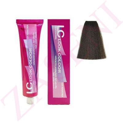 LOOK COLOOR TINTE 5 CASTAÑO CLARO 100ML