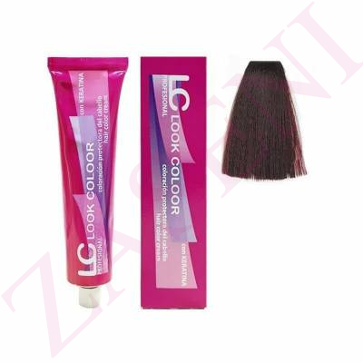 LOOK COLOOR TINTE 652 CAOBA IRISADO 100ML