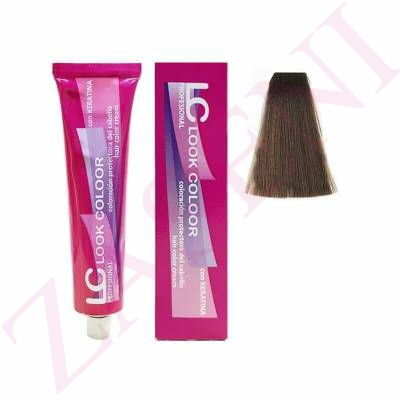 LOOK COLOOR TINTE 77 RUBIO MEDIO CACAO 100ML