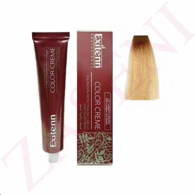 EXITENN COLOR CREME 10/03 ORO PROFUNDO 100ML