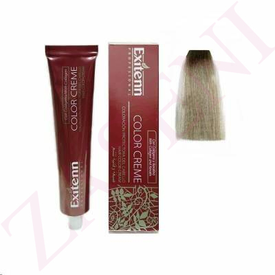 EXITENN COLOR CREME 10/1 CENIZA NATURAL 100ML