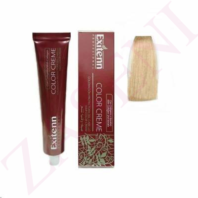 EXITENN COLOR CREME 1000 SUPERACLARANTE NATURAL 100ML