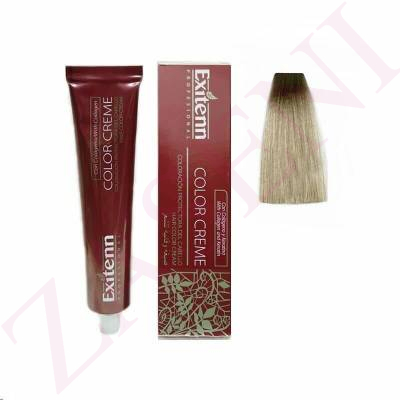 EXITENN COLOR CREME 11/1 CENIZA BRILLANTE 100ML