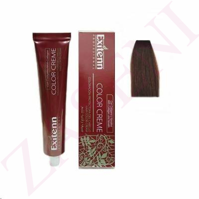 EXITENN COLOR CREME 470 CHOCOLATE OSCURO 100ML