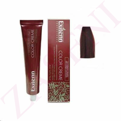 EXITENN COLOR CREME 565 ROJO AMATISTA 100ML