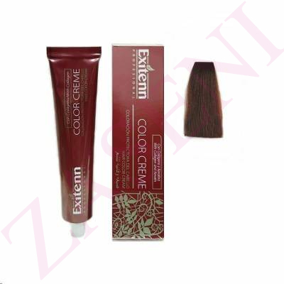 EXITENN COLOR CREME 570 CHOCOLATE OSCURO 100ML