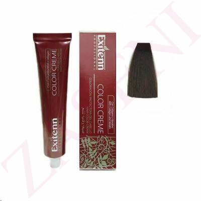 EXITENN COLOR CREME 6 RUBIO OSCURO 100ML