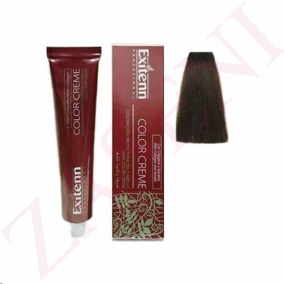 EXITENN COLOR CREME 707 RUBIO MEDIO CACAO 100ML