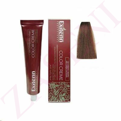 EXITENN COLOR CREME 772 RUBIO MEDIO CHOCOLATE 100ML