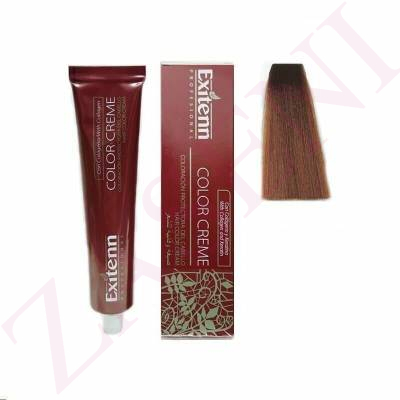 EXITENN COLOR CREME 84 COBRE INTENSO BRILLANTE 100ML