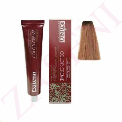877 MARRON GLACE VIVO 100ML. EXITENN COLOR CREME