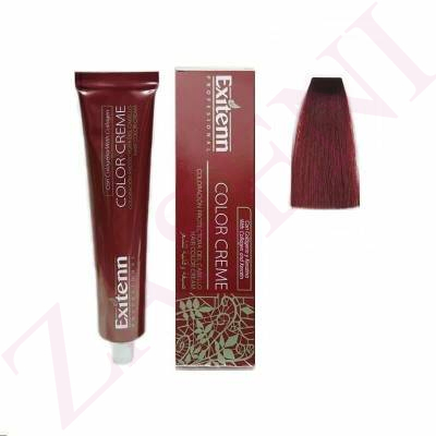 EXITENN COLOR CREME EXI-1 ROJO CEREZA 100ML