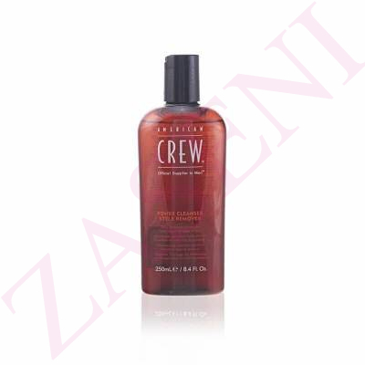 AMERICAN CREW CHAMPÚ CLEAN 250ML