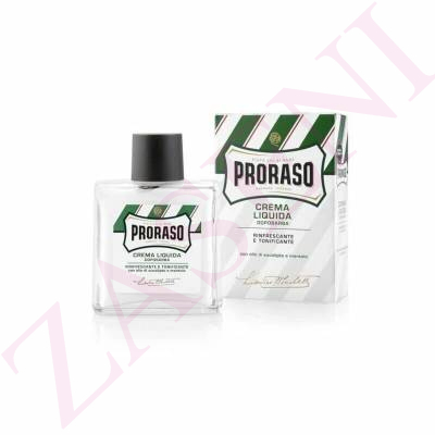 PRORASO AFTER SHAVE EUCALIPTO SIN ALCOHOL