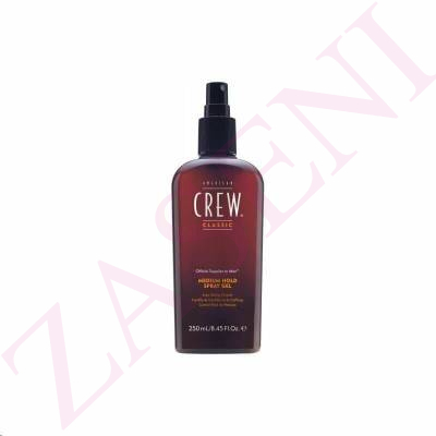 AMERICAN CREW GEL DE FIJACION MEDIA 250ML