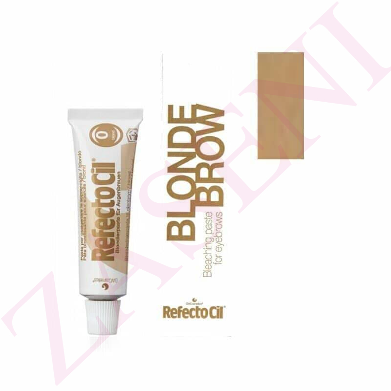 REFECTOCIL TINTE PESTAÑAS RUBIO Nº0 15ML