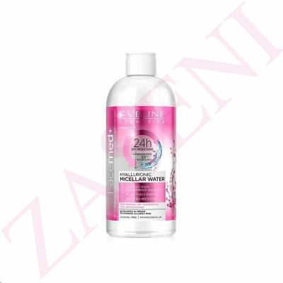 EVELINE AGUA MICELAR ROSE OIL 3 EN 1 400ML