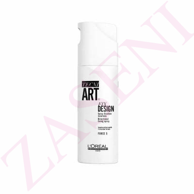 L'ORÉAL FIJADOR FIX DESIGN 200ML