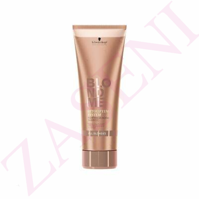 SCHWARZKOPF BLONDME CHAMPÚ DETOXIFYING ALL BLONDES 250ML