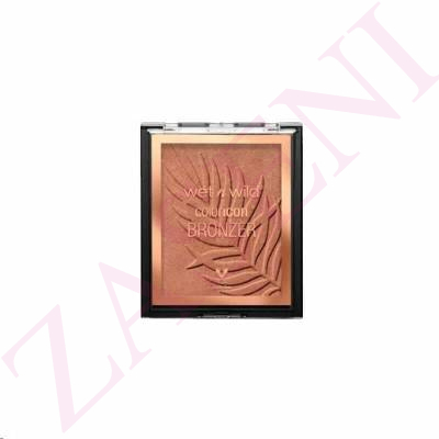 WET N WILD COLORICON BRONZER E742B