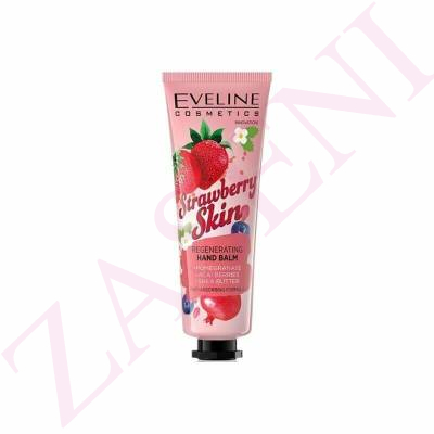 EVELINE CREMA MANOS STRAWBERRY