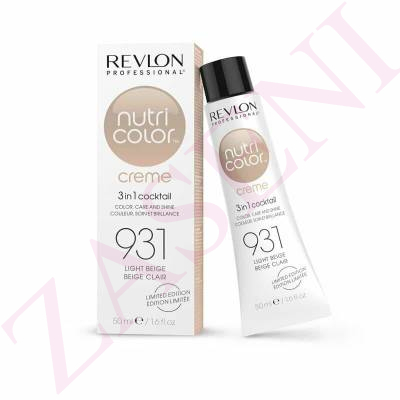 REVLON NUTRI COLOR Nº 931 BEIGE CLARO 50ML