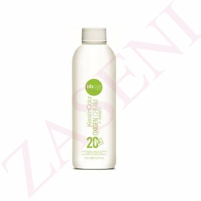 KERATIN OXIDANTE 20VOL.150ML. 6%  BBCOS