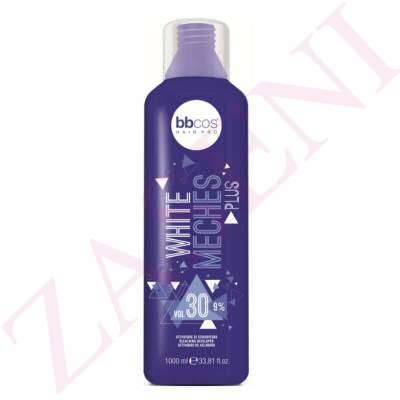 BBCOS WHITE MECHES PLUS OXIDANTE 30V 1000ML