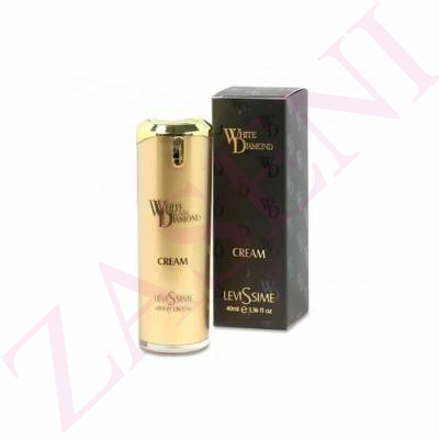 LEVISSIME CREAM WHITE DIAMOND 40ML