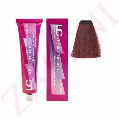 LOOK COLOOR TINTE 666 ROJO RUBIO 100ML