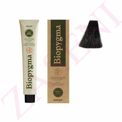 BIOPYGMA TINTE 100% NATURAL Nº 1.0 100ML