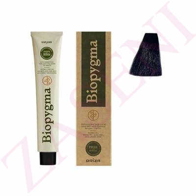 BIOPYGMA TINTE 100% NATURAL Nº 1.8 100ML