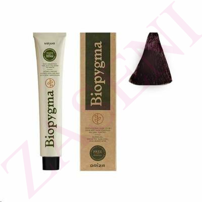 BIOPYGMA TINTE 100% NATURAL Nº 66.22 100ML