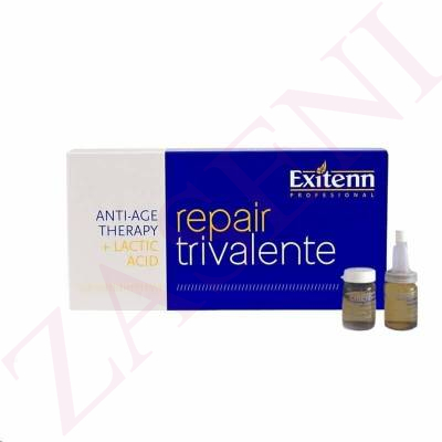 EXITENN REPAIR TRIVALENTE 10 AMPOLLAS 10ML