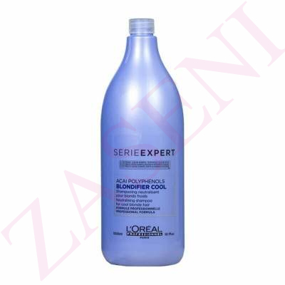 LOREAL CHAMPÚ BLONDIFIER COOL 1500ML