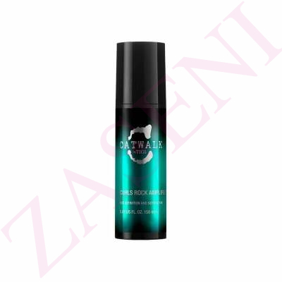 TIGI CATWALK CURLS ROCK AMPLIFIER RIZOS 150ML