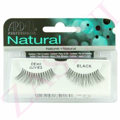 ARDELL PESTAÑAS COMPLETAS NATURAL DEMI LUVIES BLACK