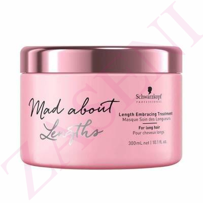 SCHWARKOPF MAD ABOUT LENGHTS  MASCARILLA 300ML
