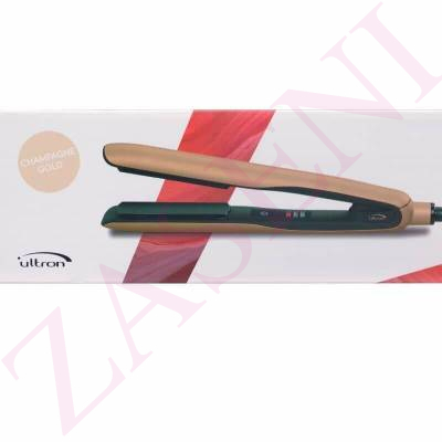 ULTRON PLANCHA ELITE STYLER CHAMPAGHE GOLD