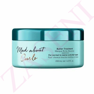 SCHWARZKOPF MASCARILLA MAD ABOUT CURLS 200ML