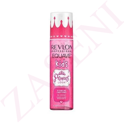 REVLON EQUAVE KIDS PRINCESAS 200ML